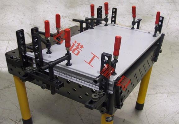 三维柔性焊接平台直销