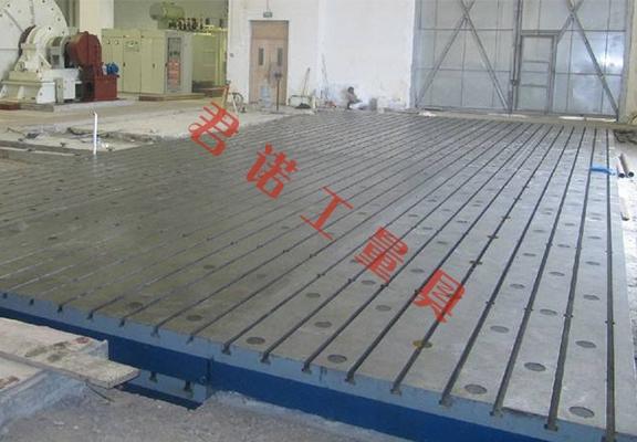 张家港铸铁焊接平板