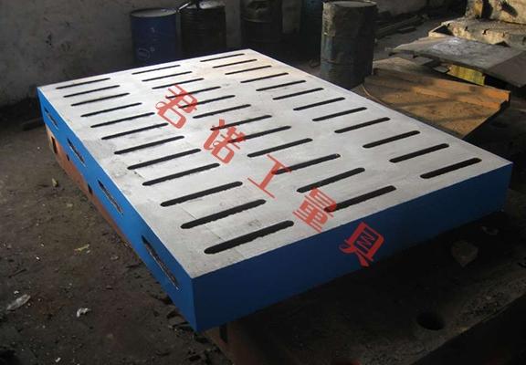 铸铁焊接平台