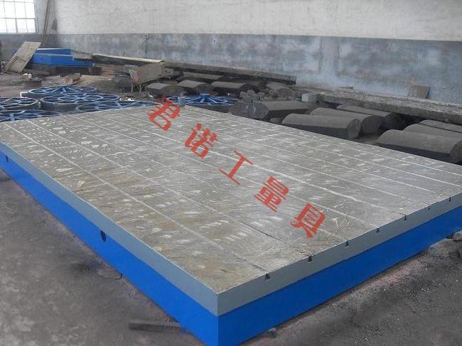 铸铁平台供应