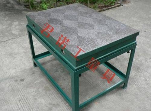 张家港钳工铸铁平台
