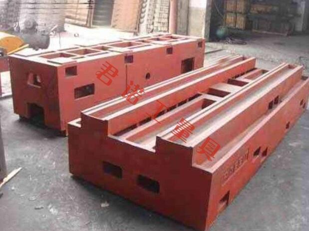 张家港大型机床铸件