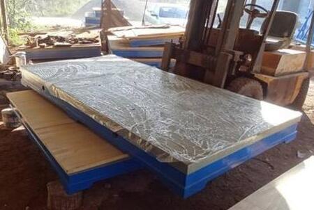 刮研铸铁平板