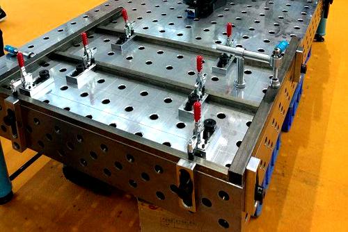 张家港三维柔性焊接平台