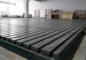 大理石T型槽平板