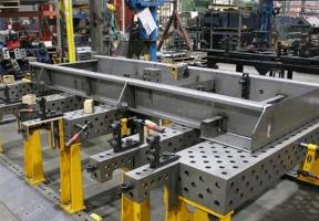 三维柔性焊接工装