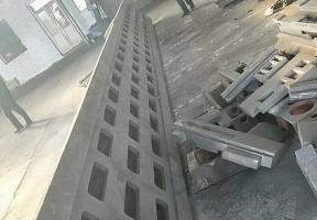 机床铸件尺寸