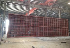 铸铁平板4x13m